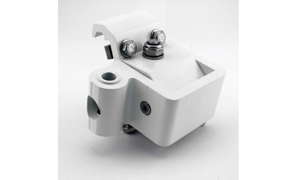 021107 Support de bras pour store coffre série 210 gauche