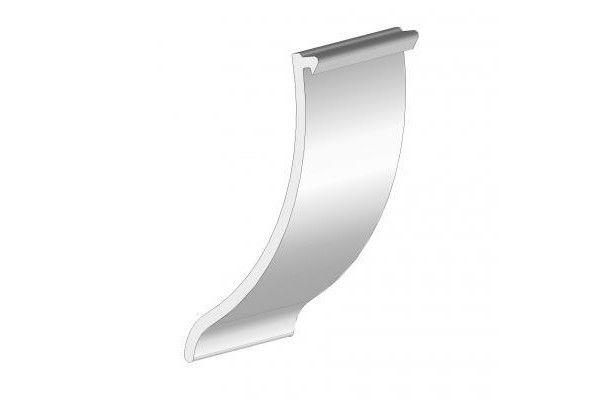 C13602PLA Cale pvc pour store coffre série 136 - Orilon - Votre spécialiste de stores, pergolas et pièces détachées