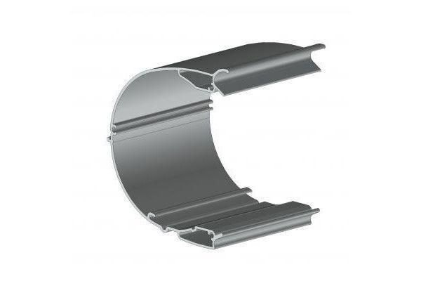 CE12601LA4740 Profil coffre pour store coffre série 126 - Orilon - Votre spécialiste de stores, pergolas et pièces détachées