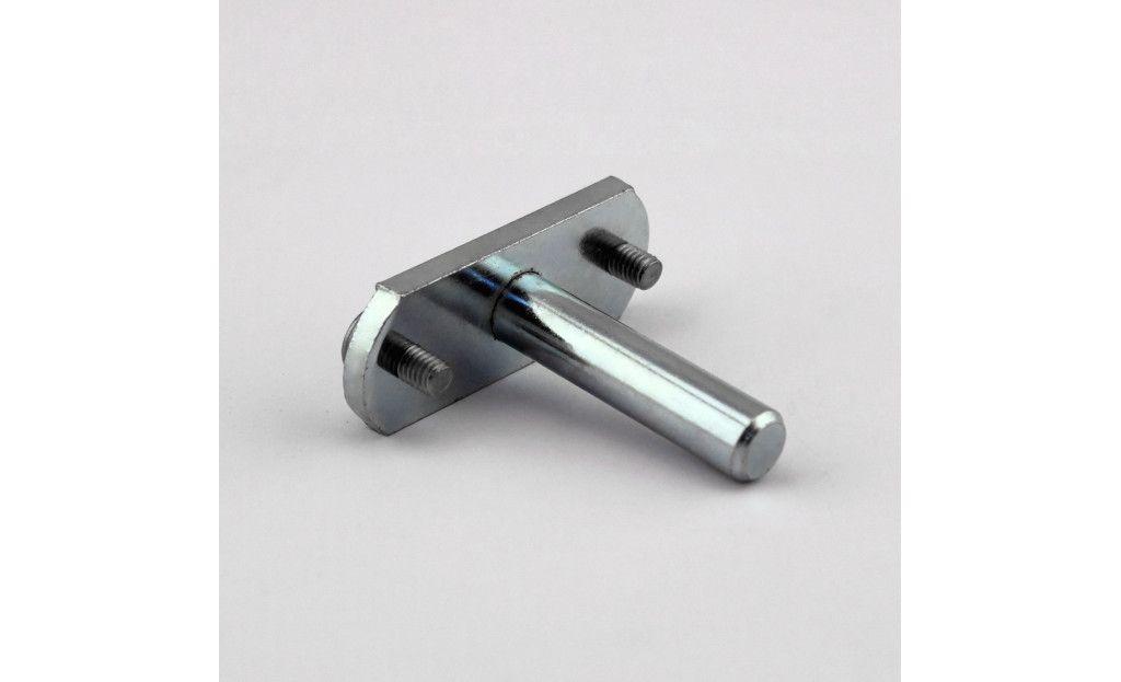 CU08I Plaque axe pour tube enrouleur - Orilon - Votre spécialiste de stores, pergolas et pièces détachées