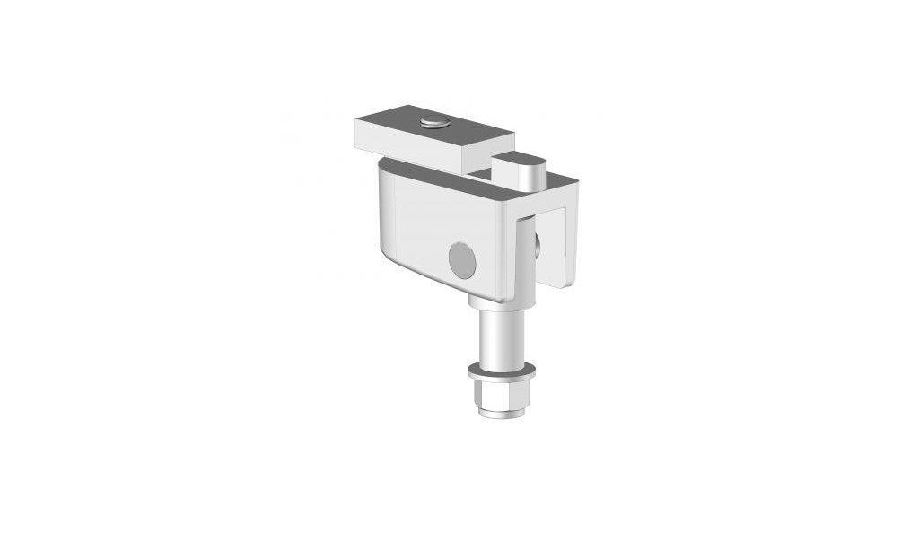 EI12302LAI Griffe monobloc bras à 10° - Orilon - Votre spécialiste de stores, pergolas et pièces détachées