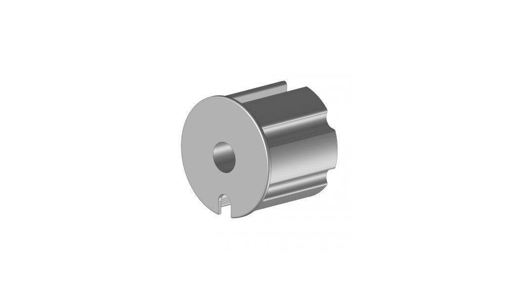 EOI260BR Tourillon injection Ø60 creux - Orilon - Votre spécialiste de stores, pergolas et pièces détachées