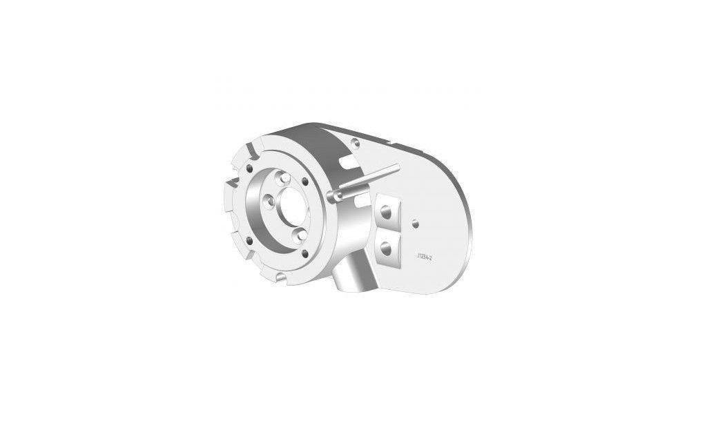 J123ALAI1 Joue pour store coffre série 123 Droite - Orilon - Votre spécialiste de stores, pergolas et pièces détachées