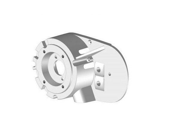 J13313LA Ral9010 - GAUCHE - Orilon - Votre spécialiste de stores, pergolas et pièces détachées