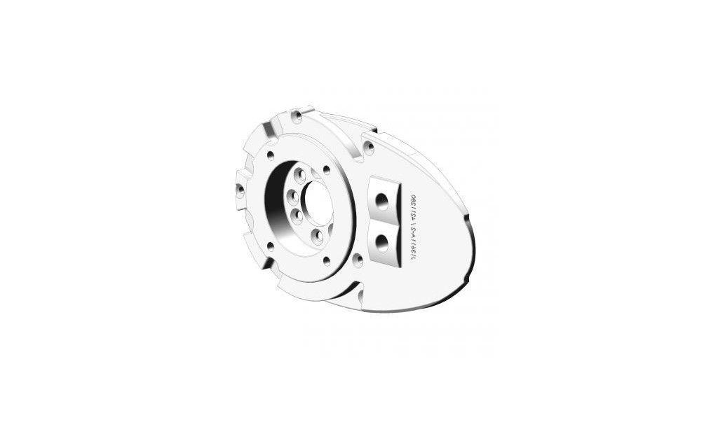 J13611ALAI2 Joue pour store coffre série 136 Gauche - Orilon - Votre spécialiste de stores, pergolas et pièces détachées