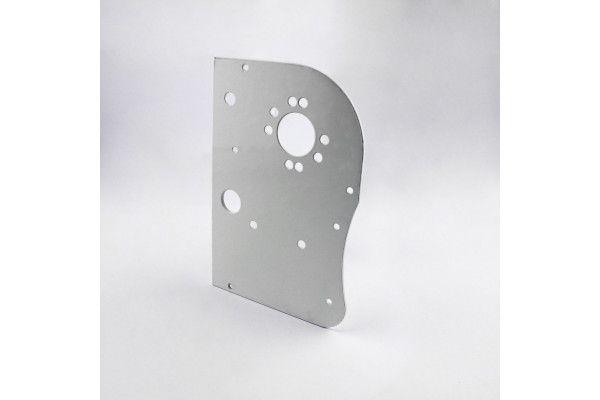 J21002LAI Joue tôle pour store coffre série 210 - Orilon - Votre spécialiste de stores, pergolas et pièces détachées