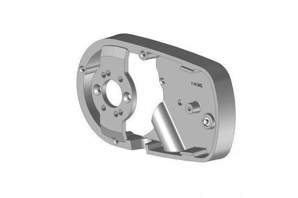 J261ALAI1 Joue pour store coffre série 260 Droite - Orilon - Votre spécialiste de stores, pergolas et pièces détachées