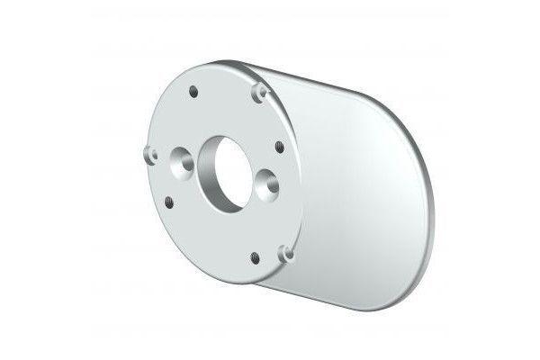 J9501ALAI2 Joue support de bras store série 95 Gauche - Orilon - Votre spécialiste de stores, pergolas et pièces détachées