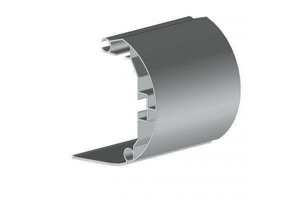 PU123LA4720 Barre de charge pour store coffre série 123 - Orilon - Votre spécialiste de stores, pergolas et pièces détachées