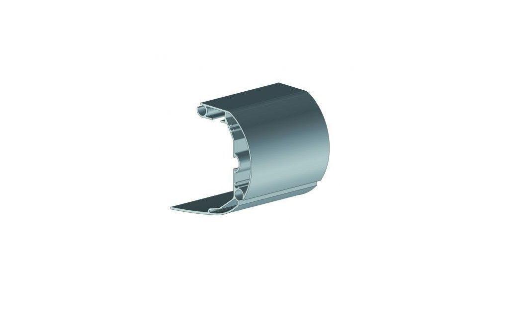 PU12502LA4720 Barre de charge store coffre série 125 - Orilon - Votre spécialiste de stores, pergolas et pièces détachées