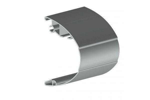 PU126LA4720  Barre de charge store coffre série 126 - Orilon - Votre spécialiste de stores, pergolas et pièces détachées