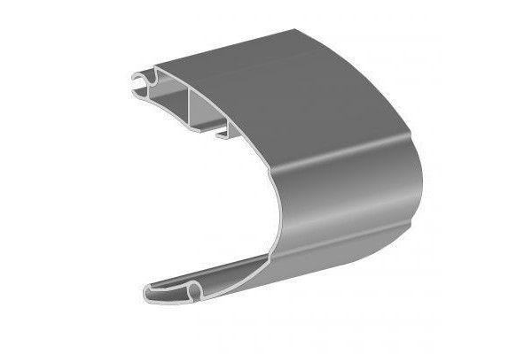 PU136LA5900 Profil barre de charge pour coffre série 136 - PU136LA5900 Profil barre de charge pour coffre série 136