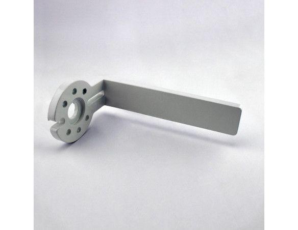 SIJLLA Support tube long - Orilon - Votre spécialiste de stores, pergolas et pièces détachées