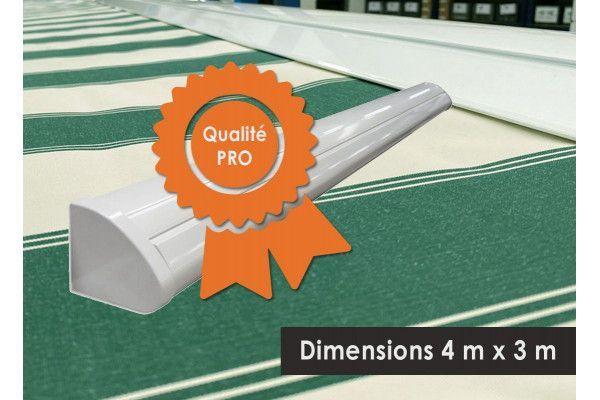 Store coffre Qualité Pro robuste 4m*3m