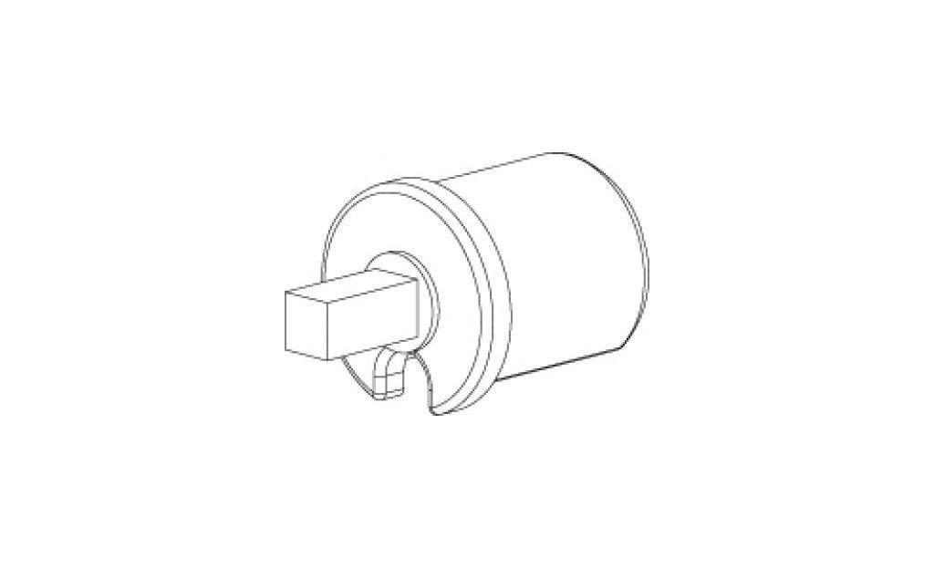 EO528PLG Tourillon plastique -  Orilon - Votre spécialiste de stores, pergolas et pièces détachées