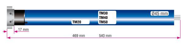 Moteur TM40