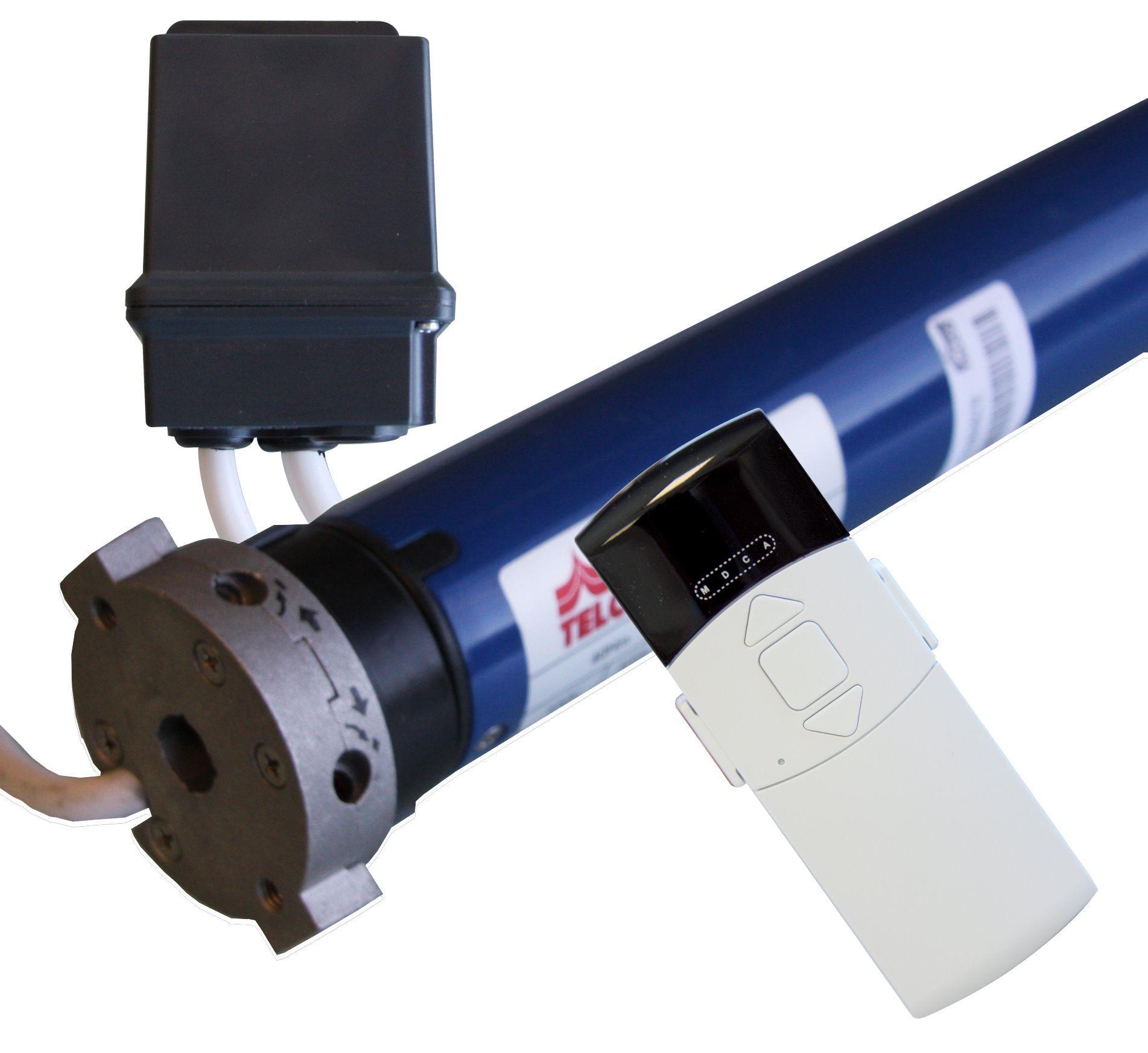 Motorisation TM40 - Télécommande - Récepteur