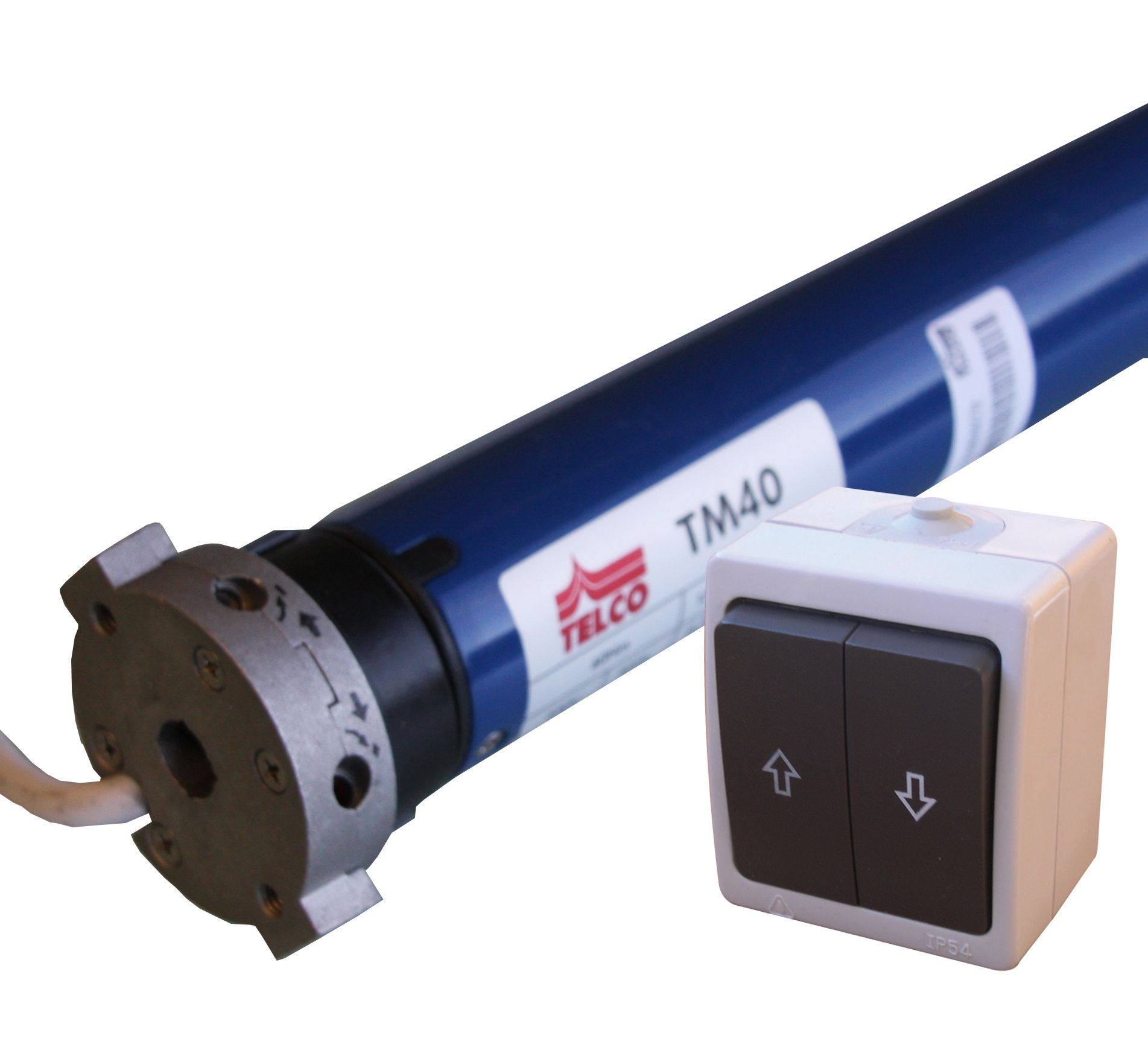 Motorisation TM40 - Interrupteur