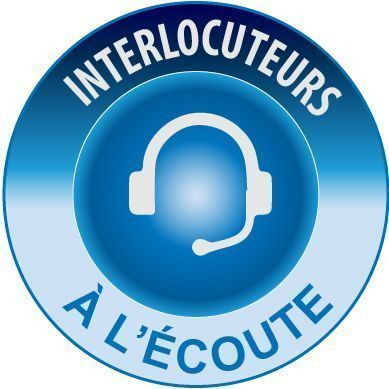Interlocuteurs à l'écoute