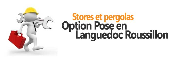 Pose option en languedoc-roussillon