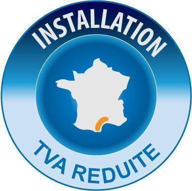 TVA réduite à l'installation